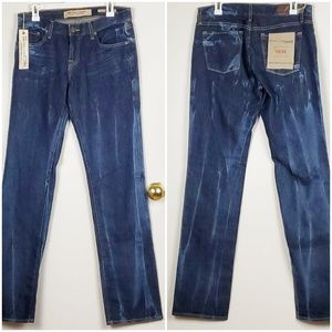 NEW YORK & CAMPANY STRAIGHT JEANS SZ 10/30